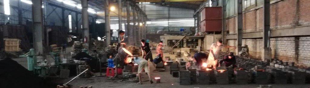 Cast Iron in Vietnam
